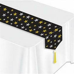 Printed Stars Table Runner Party Accessory