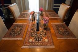 Table Runner & Place Mat Set - Turkish Floral