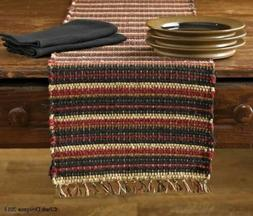 "Adamstown 54"" Table Runner, dining table linens country prim"