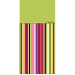 Colorful Stripes Table Cover