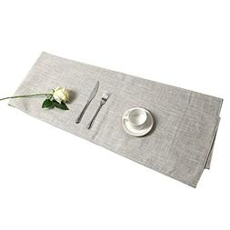 U'Artlines Compatible Placemats Table Runner, 1 Piece Slubbe