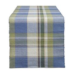 DII 100% Cotton, Machine Washable, Everyday Table Runner For