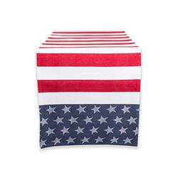 DII 100% Cotton, Machine Washable, Table Runner For Summer P