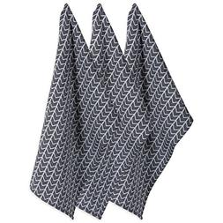 DII Cotton Decorative Farmhouse Chic Geometric Dish Towels O