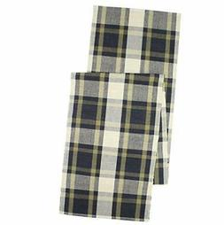 COTTON CRAFT - Cotton Table Runner- 14x72 Inches