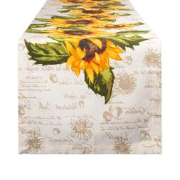 DII Cotton Table Runner for for Dinner Parties, Weddings & E