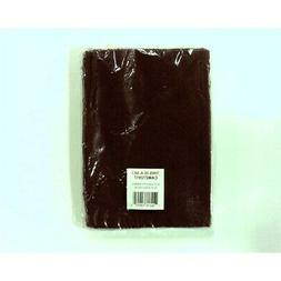 DII 100% Cotton, Ribbed 13x 19 Everyday Basic Placemat Set o