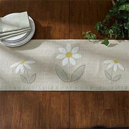 Daisy Table Runner 14x42 inches by Park Design