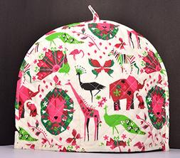 ANJANIYA Exclusive New Designed Colorful Tea cozy For Teapot