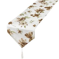 fortune decorative sheer table runner