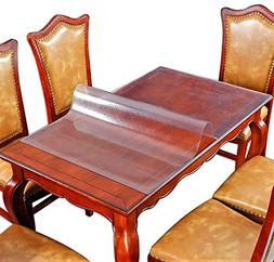 Thick Furniture Table Protector Plastic