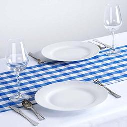 Efavormart 5PCS of Wholesale Gingham Checkered Polyester Tab