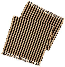 Home Collection by Raghu Heritage House Check Table Runner,