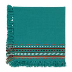 Design Imports Home & Kitchen Table Runners Agate Blue Hacie
