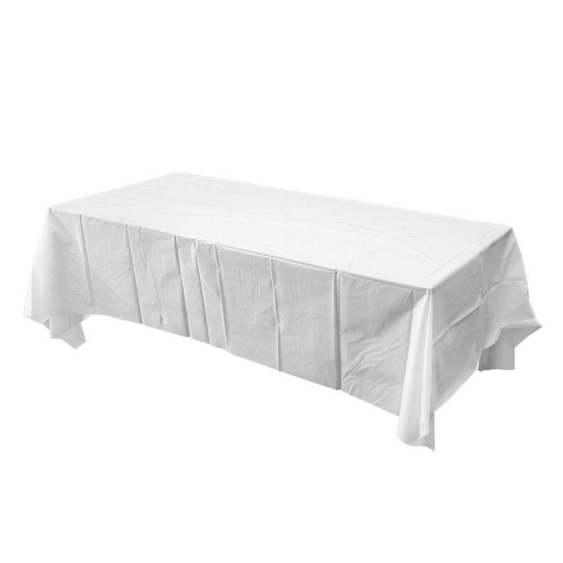 1 Pc Disposable Table Cover Banquet