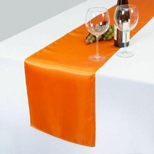 10/ 20 14 x Table Runner Wedding Party Event