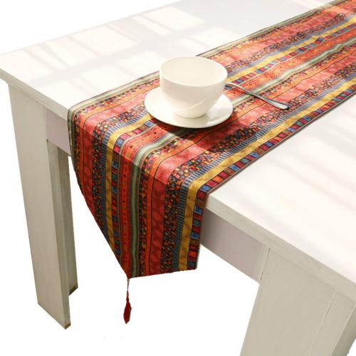 12 inch by 86 inch boho table