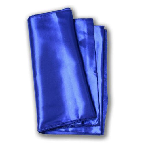 "5/10/20/30pcs 12""×108"" Satin Table Runner Venue Decoration"