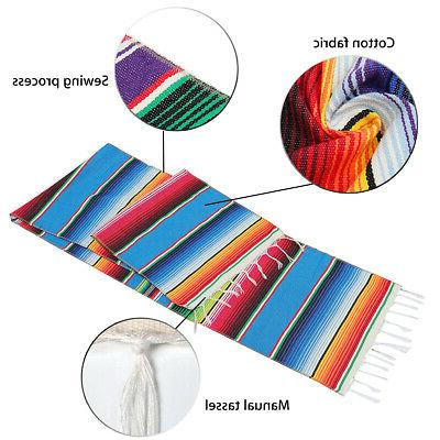 5X Mexican Tablecloth Rug Blanket Supplies Decorations