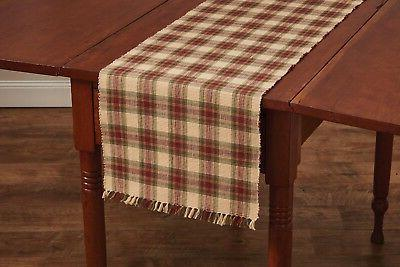 "Table Runner 36"" L - Cinnamon by Park Designs - Kitchen Dini"