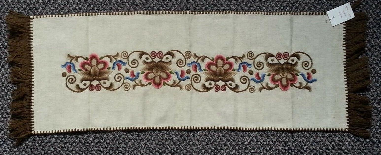 Vintage NEW Beautiful HUNGARIAN CLOTH