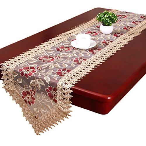 GRELUCGO Table Runner