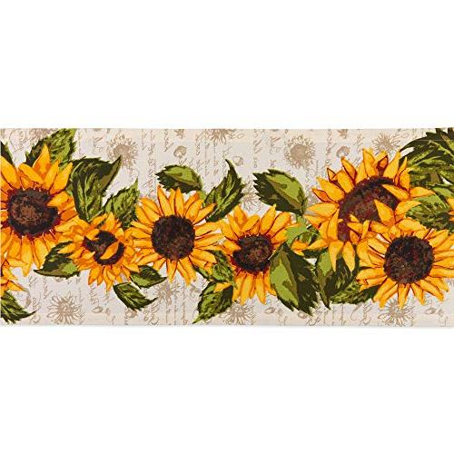 DII Cotton Table Runner Spring Use