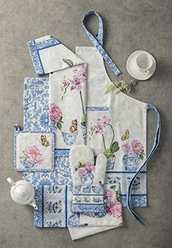 Maison 100% Cotton Table 14.50 Inch Inch