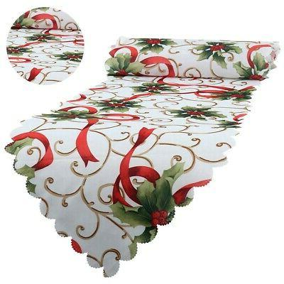Christmas Cover Floral Party Home US