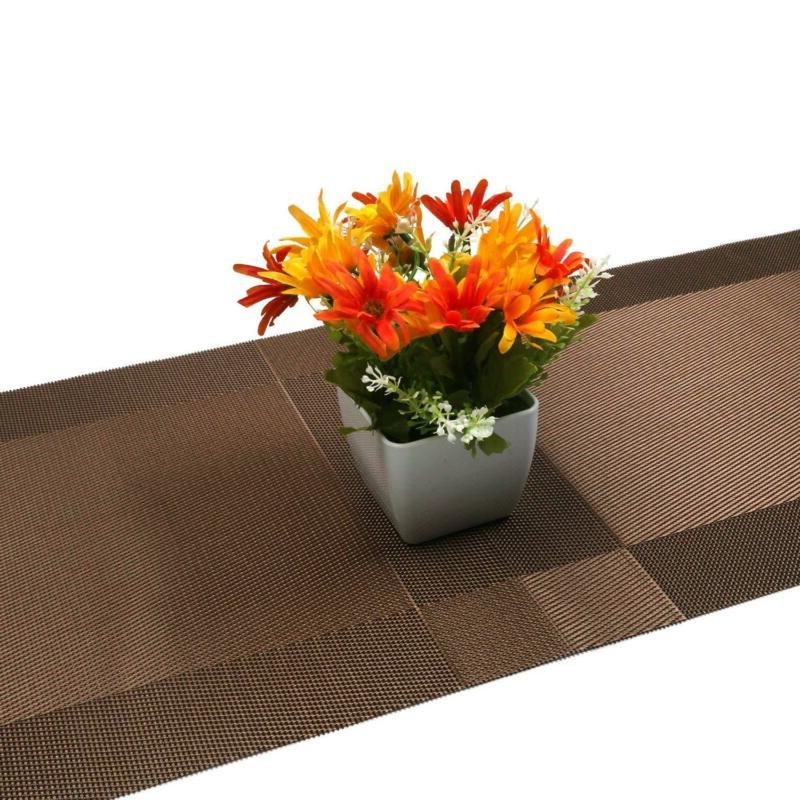 Compatible Table 1 Crossweave Vinyl Tabl