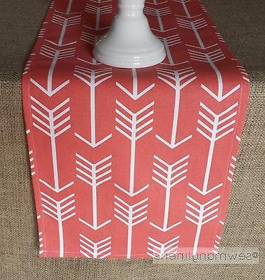 Coral Table Dining Kitchen Linens Centerpiece