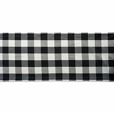 DII Check Table Runner for Dinners or o