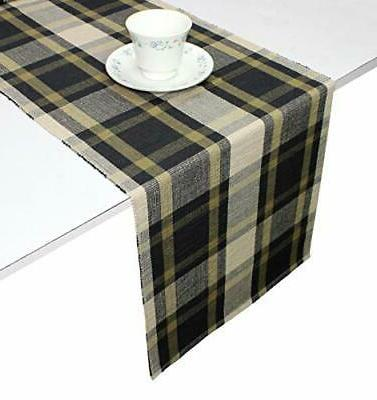 COTTON CRAFT Cotton Table 14x72 Inches