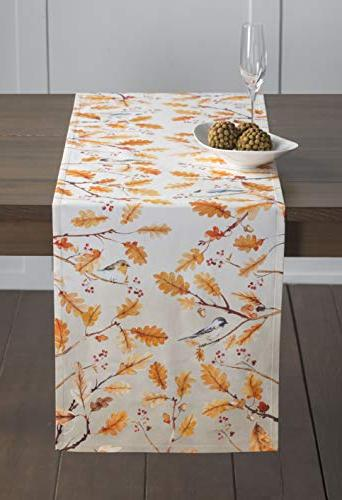 Maison Oak 100% Cotton Table - Layer Inch 108 Inch.