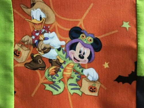 Disney Mickey Mouse Table Runner.