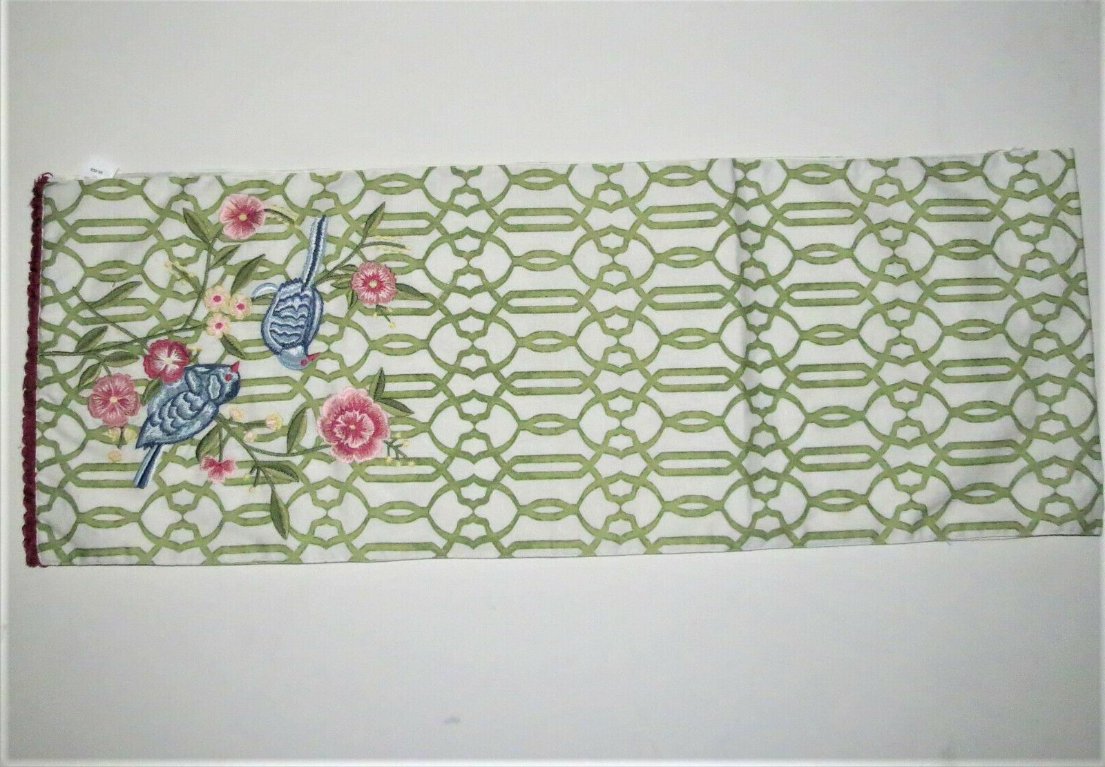 RUNNER FLORAL WITH Decor SPRING