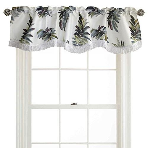 fortune window treatment leaves