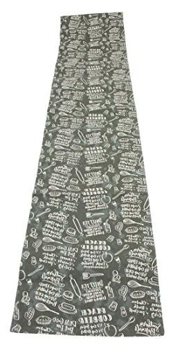 Park Designs Home Cookin Table Runner 15x72 inches Cotton Re