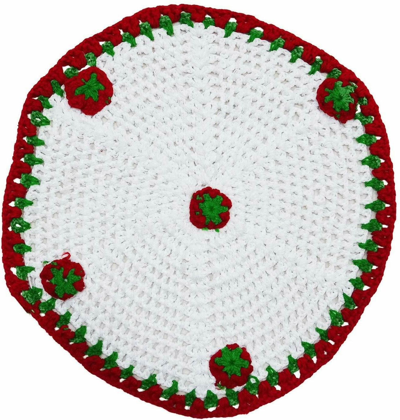 Indian Pattern Round Table Runner Handmade Home HDP08