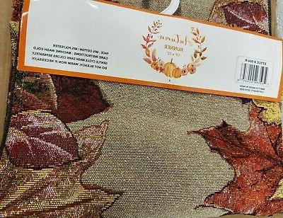"Long Table 13"" LEAVES TOP THE"