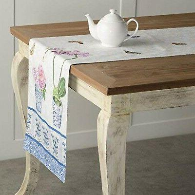 Maison d' Hermine 100% Cotton Table 14.50 Inch Inch New