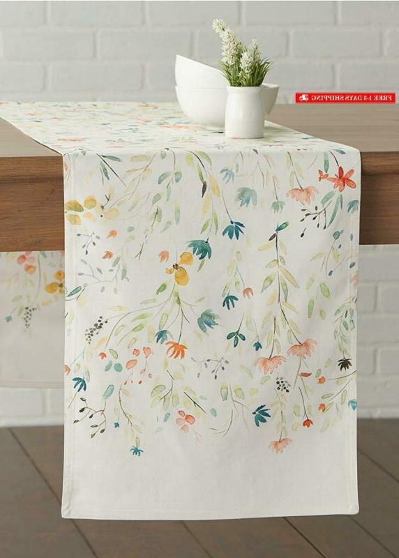 100% Cotton Table 14.5 - 72 -