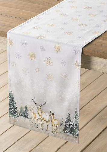Maison d' in Cotton Table Inch by 72
