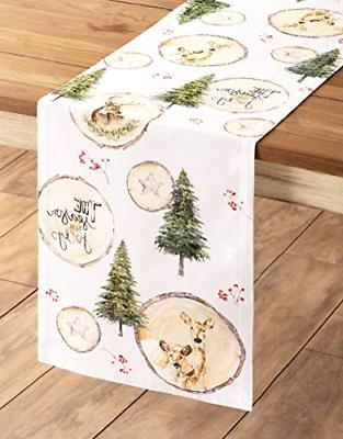 Maison d' Life Table Runner 14.5