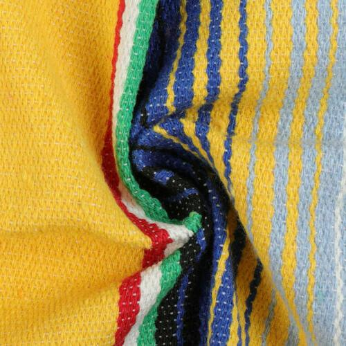 Mexican Serape Tablecloth for Fiesta Themed