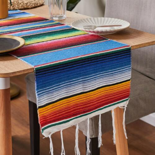Table Runners Fiesta Party Decoration