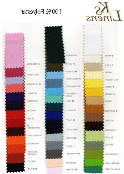 Polyester Runner 12x72,12x108,12x120 Multiple and
