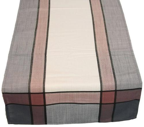 riviera collection contemporary table runner