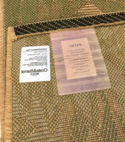 Crate & Rugs NWT -Set of