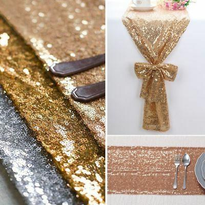 Sequin Gold Decorations